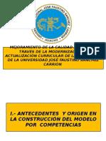 Silabo Gestion de Redes y Telecomunicaciones ( Prueba 2)