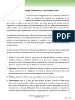 Mod I-02 Texto Hacer-propuesta-Invest Esther-2016 Libre
