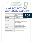 Tph General Safety Policy