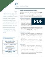 PJC Economic Study Fact Sheet