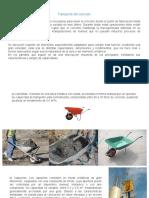 Transportacion de Concreto (1)
