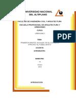 Universidad Nacional Del Altiplano Jerico