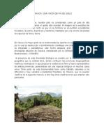 LOS BOSQUES de OAXACA Desarrollo Sustentable .........