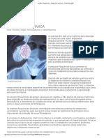 Análise Fitoquímica - Artigos de Farmácia - Portal Educação