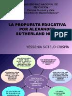 Diapositiva de Neill