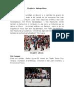 Danzas de Cada Departamento de Guatemala