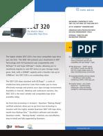DS00284A v01 SDLT 320 Datasheet