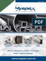 Catalogo Hyspex Aluminio