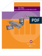 Markem Smartlase 110i user manual (Turkey)