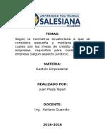 PYME Ecuador