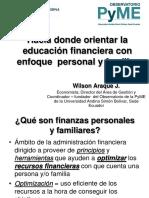 Financiamiento Personal