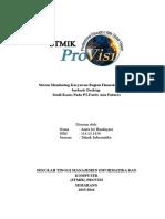 Sistem Monitoring Karyawan Bagian Financial Executive berbasis Desktop.doc