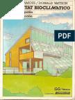 El Habitat Bioclimatico de La Concepción a La Construcción - ARQ LIBROS - AL