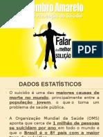 Setembro Amarelo - Prevenção Ao Suicidio