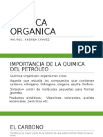 QUIMICA ORGÁNICA