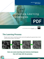 studymanagement effectivelearningstrategies