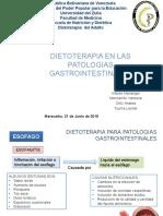 Dietoterapia Tracto Digestivo