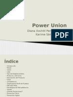 Power Union ejemplo de microempresa