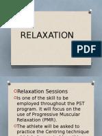 Relaxation (Maricris B. Garcia)