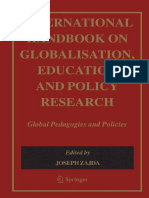 POLICY RESEARCH International Handbook on Globalization, Education and Policy Research