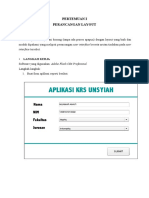 Perancangan Layout Aplikasi pada Adobe Flash