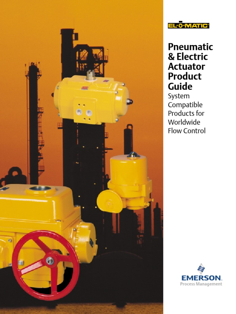 Pneumatic & electric actuator_Brochure_English_Imperial pdf