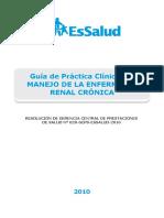 GPC MANEJO DE LA ERC ESSALUD.pdf