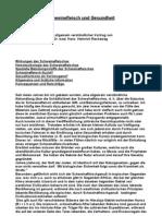 Schweinefleisch & Gesundheit _ Dr Med Hans Heinrich Reckeweg