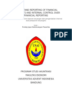 3.3_understantand Reporting on Financial Statements and Internal Control Over Financial Reporting_frenky Jh Pasaribu 1432003