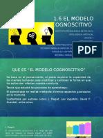 1.6 Modelo Cognositivo