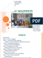 Presentacion Del Trabajo Grupal Muppets Con Aportes