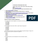 AP Chapter 3b - Stoichiometry