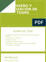 Diseño y Cotización de Tours