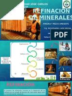 Refinería de Minerales