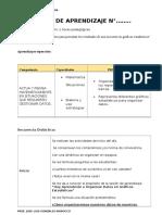 Secuencia Didactica - Gesction de Datos (1)