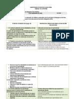 ..Cuadro Comparativo de Principios Pedagógicos 2011 vs 2016