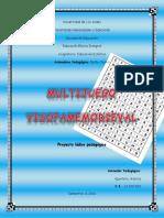 Proyecto Ludico Pedagogico - Marcos Quintero