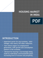 Housing Market in India