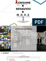Consumer Behaviour Model - Kelompok 5, 2016 (1)