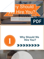 Why Should We Hire You? Learn How To Answer This Job Interview Question
