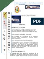 Trbajo de Sistemas Logisticos y Control de Almac...