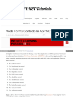 Www Msdotnet Co in 2013 07 Web Forms Controls in Aspnetii Ht