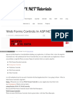 Www Msdotnet Co in 2013 06 Web Forms Controls in Aspneti Htm