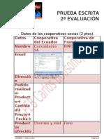 Alba Gonzalez Fernández 2ª evaluacion