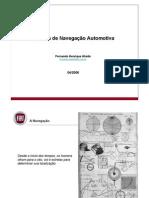 ApresentaþÒo SistNavegacaoUNA PDF