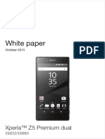 Xperia Z5 Premium Dual E6833 E6883 WP 2