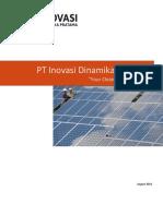 PT IDP Company Profile 201608
