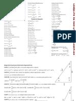 03 Fórmulas Para Cálculo