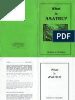 What is Asatru by Stephen MCnallen