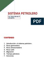 9. Presentacion de Sistema Petrolero